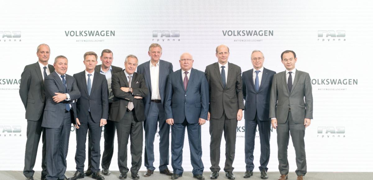 Газель Next получит мотор Volkswagen