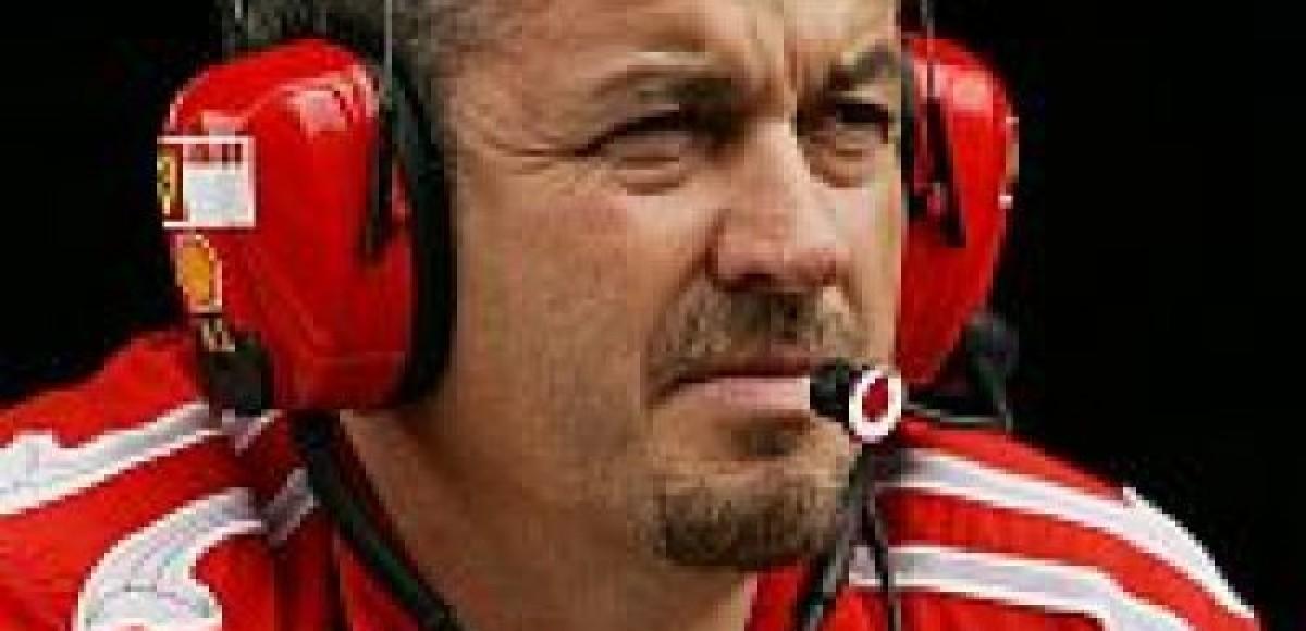 Ferrari не отказывается от преследования Найджела Степни