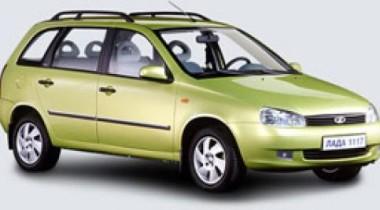 Lada Kalina — самый продаваемый автомобиль в России