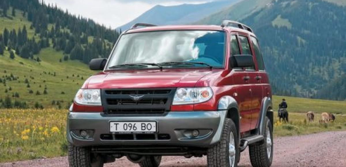 UAZ Patriot подешевел на 20 тысяч рублей
