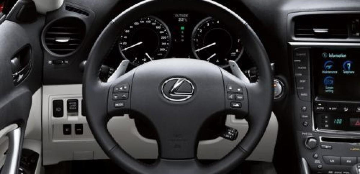 Американцы назвали Lexus самым надежным автомобилем