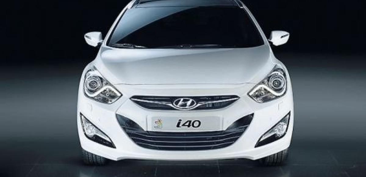 Hyundai i40. Доступный премиум