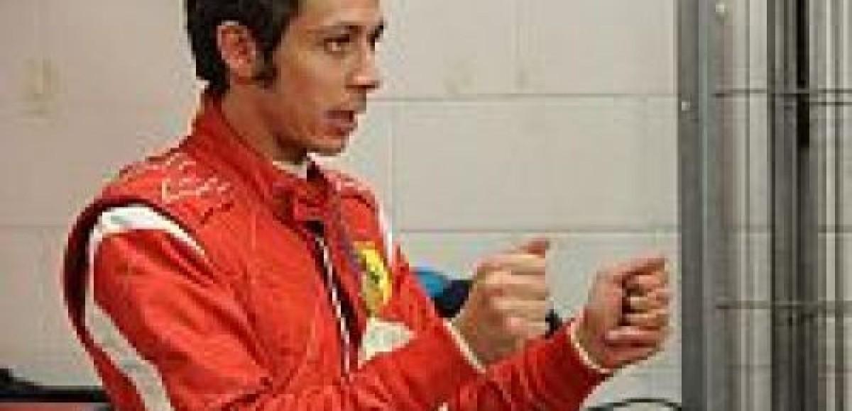 Росси  исключает свой переход в Формулу-1