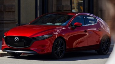 Новая Mazda3 доступна для заказа от 1,5 млн рублей
