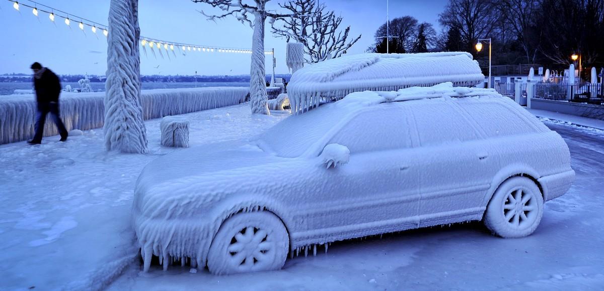 Подготовка машины к зиме: о чем забывают автолюбители