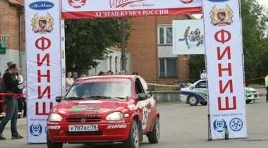 Ралли «Струги Красные 2008», Кубок Александра Невского