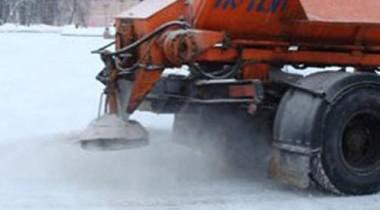 Соль для дорог: кошмар водителей и экологов