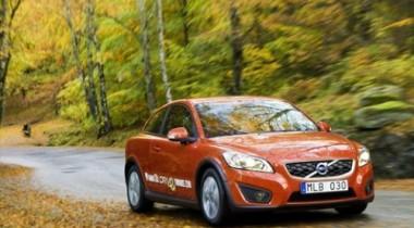 Volvo C30 1.6D DRIVe удостоен звания «Экологический автомобиль года»