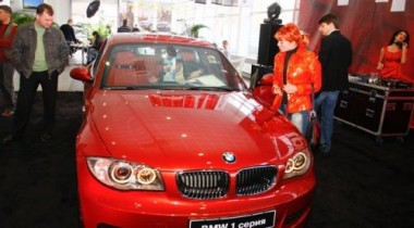 BMW покажет новую «семерку» на Красной площади