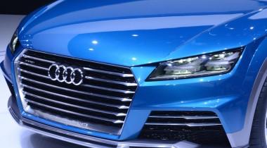 Audi TT нового поколения дебютирует на Женевском автосалоне