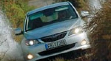Subaru Impreza. Иной, другой