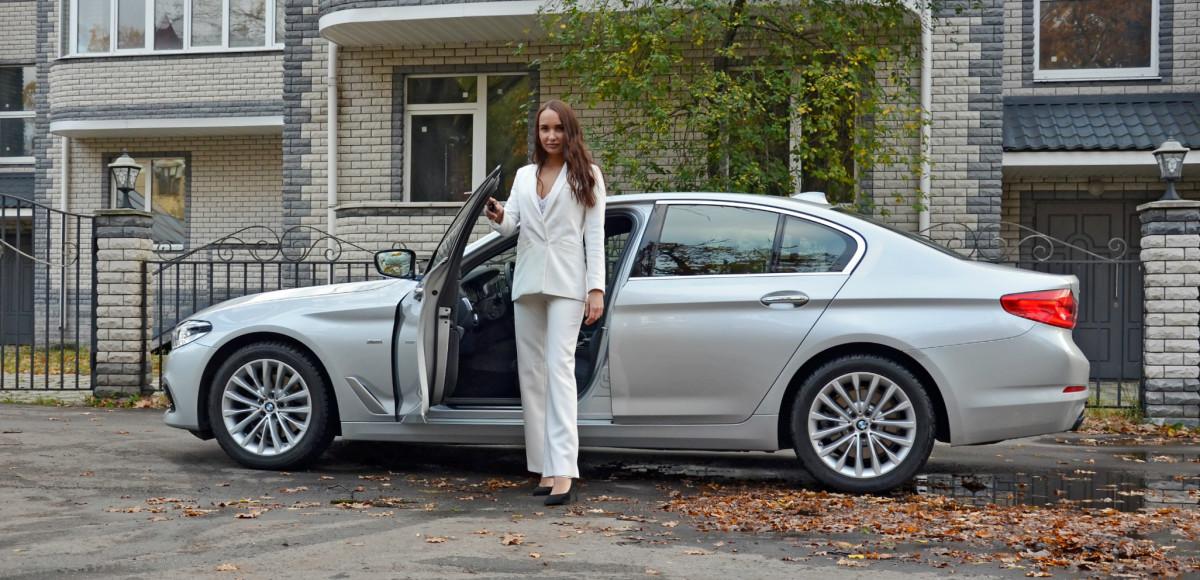 Женский взгляд на BMW 520d. Любовь не с первого взгляда