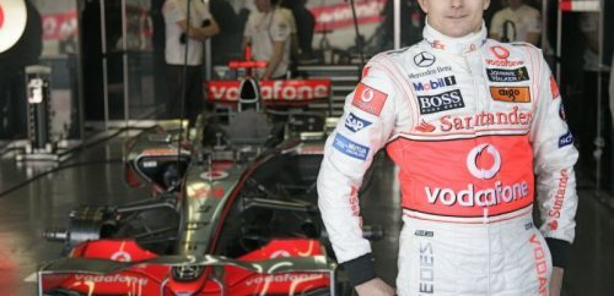 Интервью с Хейкки Ковалайненом перед Гран-При Франции