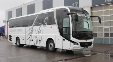 MAN Lion's Coach: автобус, собравший кучу наград