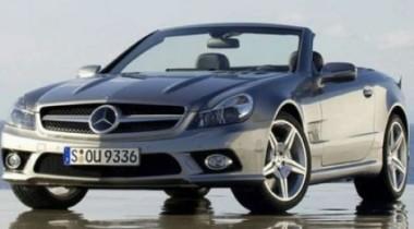 Обновленный Mercedes SL покажут в Женеве