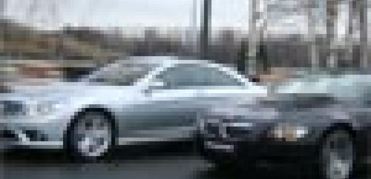 BMW M6 vs Mercedes-Benz CL500. Антиподы