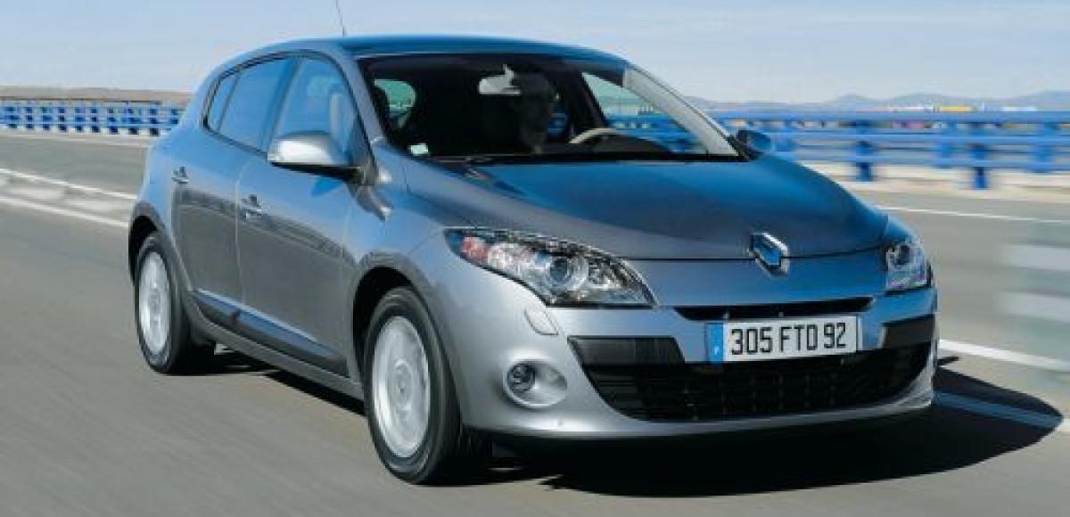 Начались продажи Renault Megane и Fluence российской сборки