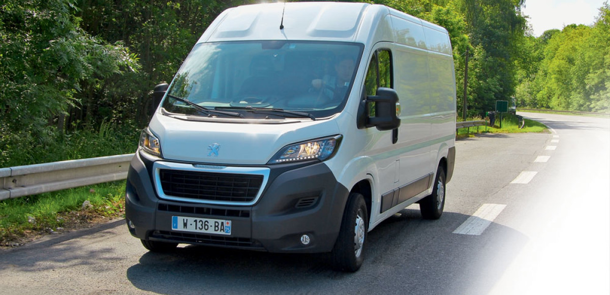 Peugeot Boxer: полный фургон сюрпризов