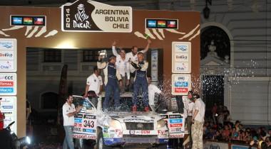 Бренд-посол Cooper Tire стартует в Ралли Дакар в 25-й раз