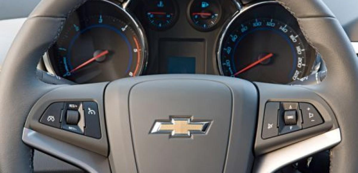 В Екатеринбурге открылся региональный склад запчастей Chevrolet