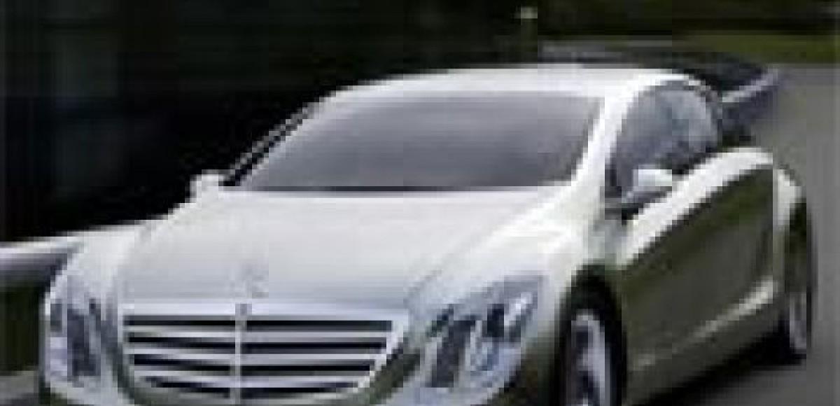 Mercedes-Benz F700. Ультрароскошь! Ультратехнологии!