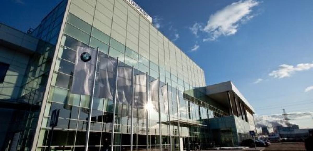 Компания «Автокрафт» открыла крупнейший в России дилерский центр BMW