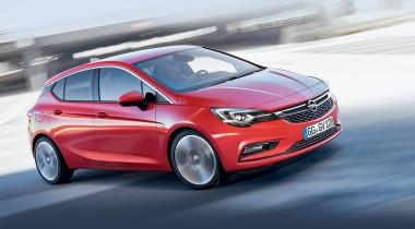 Opel Astra. Липосакция