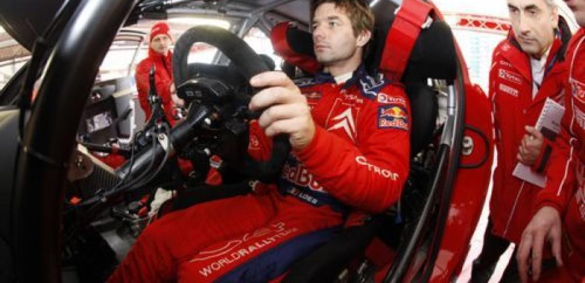 WRC. Ралли Норвегии. Citroen принимает вызов