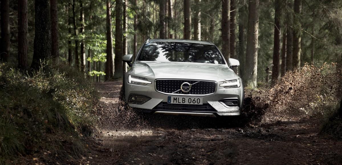 Volvo V60 Cross Country: такой универсал нам нужен!
