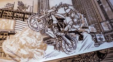 Всадники бури: комикс от BMW Motorrad