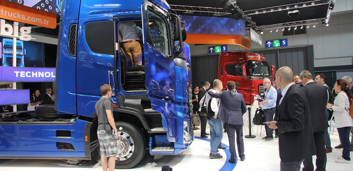 Ford Trucks F-Max: лучший грузовик 2019 года