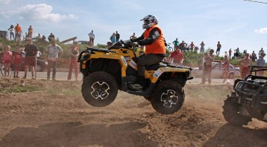 Can-Am Trophy Russia 2012: южный рейд