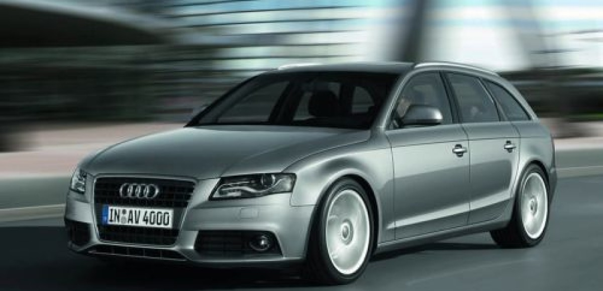 Audi A4 Avant. Универсал покажут в Женеве
