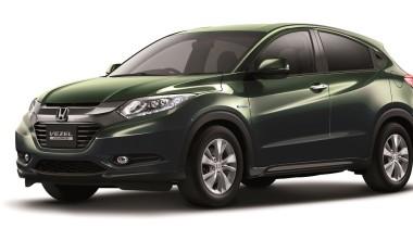 Honda Vezel не только для японцев