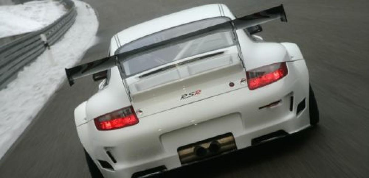Porsche 911 GT3 RSR. Спортивный снаряд