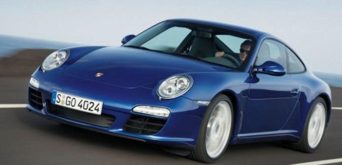 В Германии стартуют продажи нового Porsche 911 Carrera