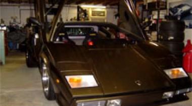 Житель Техаса собрал копию суперкара Lamborghini