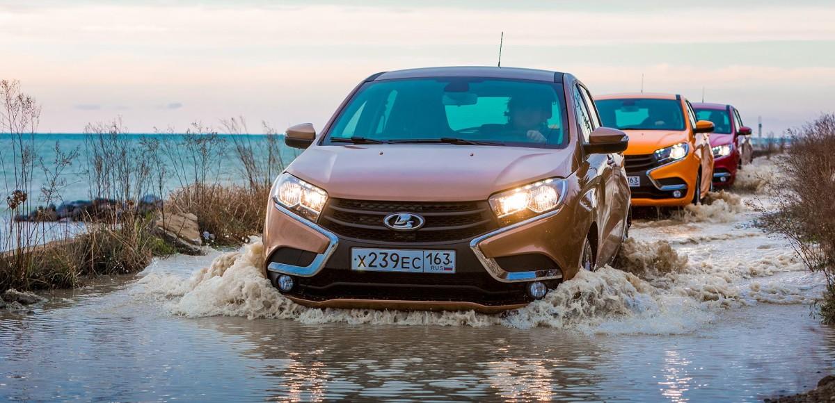 АвтоВАЗ  вдвое увеличил скидку на Lada Xray
