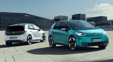 VW ID 3: электрическая революция во Франкфурте
