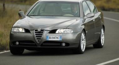 По винтику. Alfa Romeo 166 (c 1998 г.)