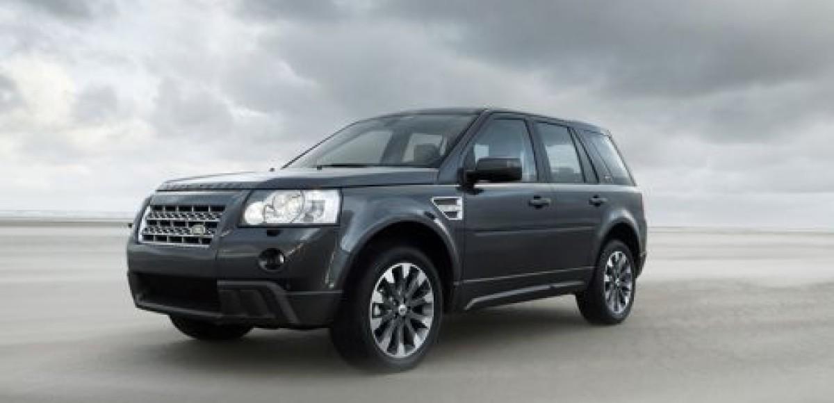 Land Rover представляет 2010 Freelander 2 Sport
