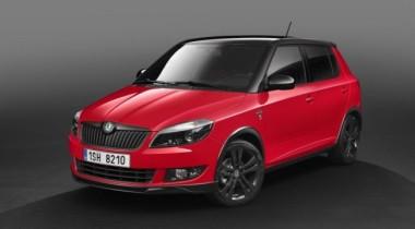 Skoda Auto Россия объявляет о старте продаж Fabia Monte Carlo