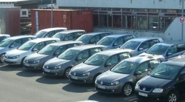 Импорт автомобилей в Россию вырос в феврале на 108%