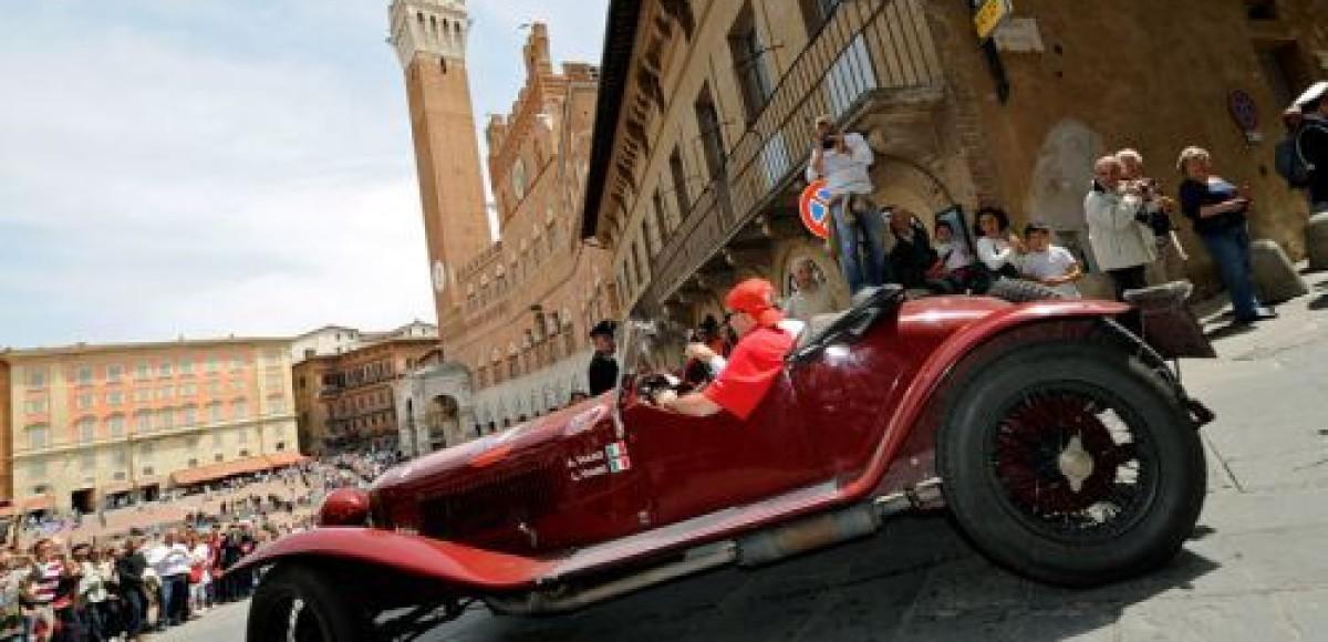 Alfa Romeo – абсолютный победитель гонки Mille Miglia 2008