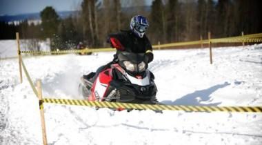 В Пермском крае открылась новая снегоходная трасса