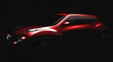 Nissan JUKE. Малые формы, большие ожидания