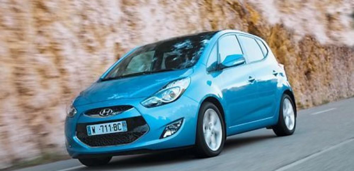 Hyundai ix20. Нарушитель традиций