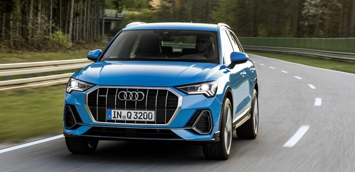 Audi Q3: платформа MQB и внешность Q8