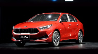 Kia К3: «Церато» для Китая