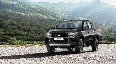 В России стартовали продажи «черной» версии Mitsubishi L200